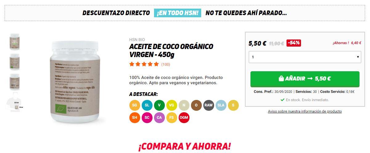 e-commerce seo y las fichas de producto